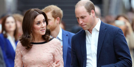 William und Kate lieben...