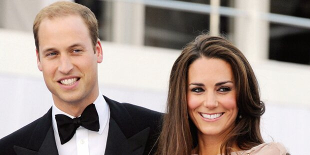 Rock´n´Roll Party bei Kate und William
