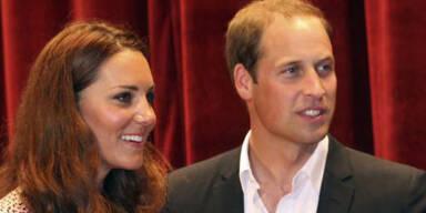 Kate's Baby - Briten im Wettfieber