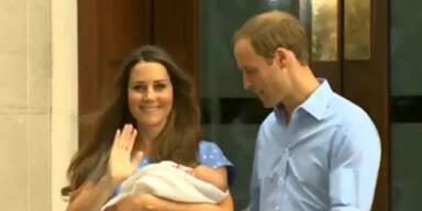 Wichtigste Fragen rund um Kates Geburt