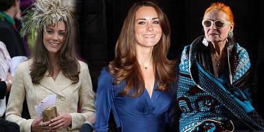 Vivienne Westwood Kate Middleton