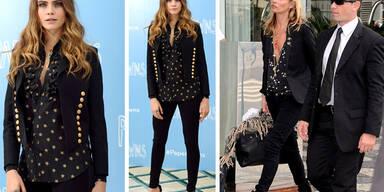 Cara Delvingne kopiert Kate Moss!