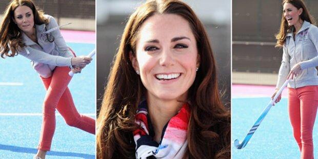 Herzogin Kate: Es lebe der Sport!
