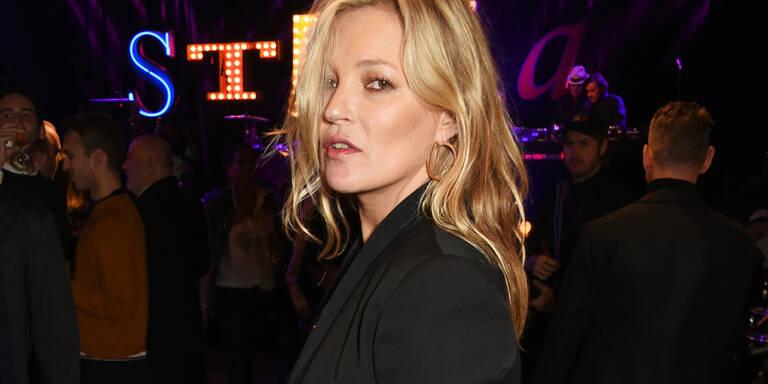 Der Anti-Kater-Trick von Kate Moss