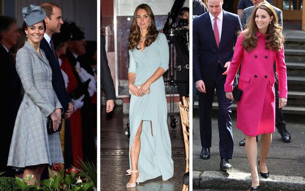 So stylisch ist Kates Schwangerschaft