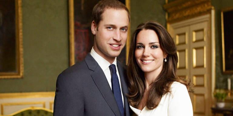 Gratulieren Sie Kate und William zum Baby!