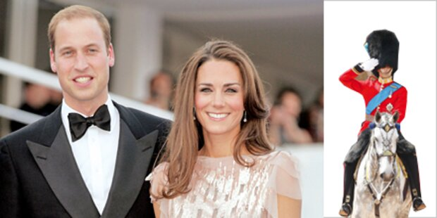 Kate sammelte Millionen für Charity
