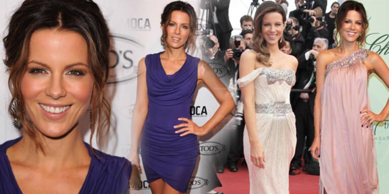 Beckinsale erstrahlt Cannes