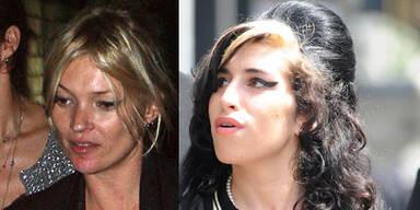 Kate Moss, Amy Winehouse