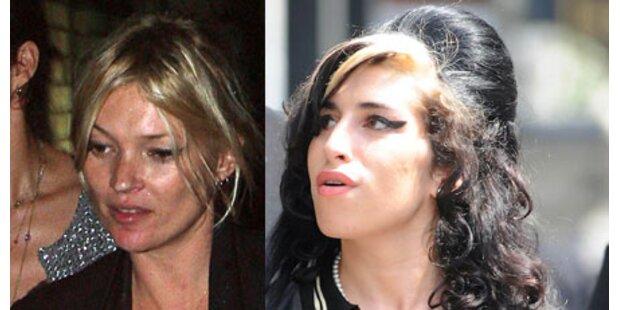 Amy Winehouse klaute Kate Moss ihr Koks!