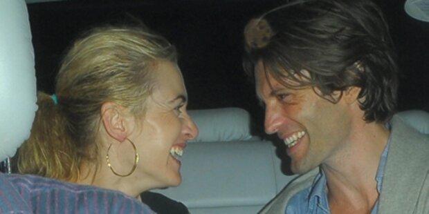 Kate Winslet: So verliebt in Model Louis