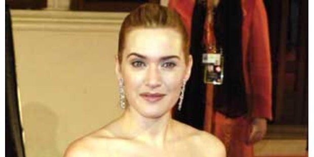 Kate Winslet findet sich erst als Mama schön