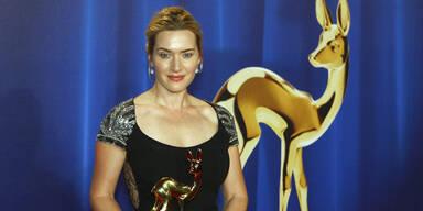 Kate Winslet bekommt einen Bambi