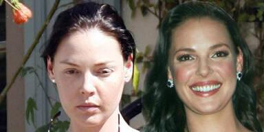 Katherine Heigl ohne Make-up
