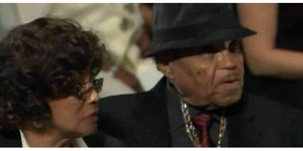 Katherine & Joe Jackson: Scheidung