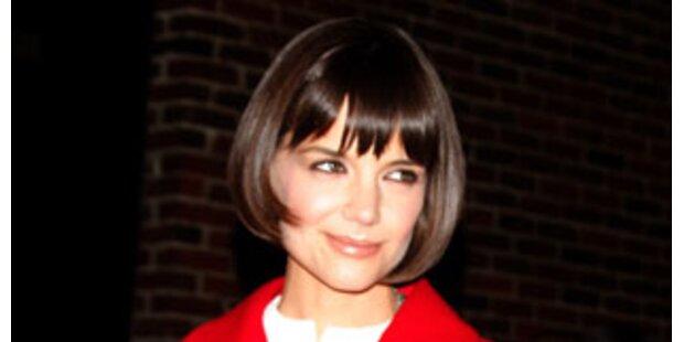 Katie Holmes spielt sich von Sekten-Guru Tom frei