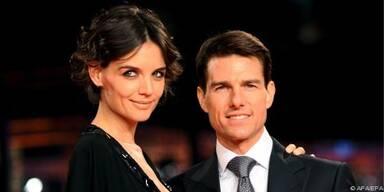 Katie Holmes vertraut ihrem Gatten Tom Cruise