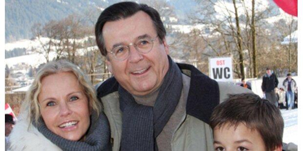 Kitzbühel: Warm-Up für den Hahnenkamm