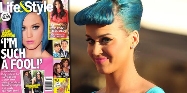 """Katy Perry: """"Ich bin so eine Idiotin"""""""