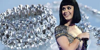 Katy Perry geht unter die Schmuckdesigner