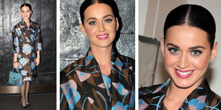 Katy, warum so ein Oma-Look?