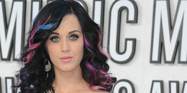 Katy Perry kommt für Filmdreh nach Wien!