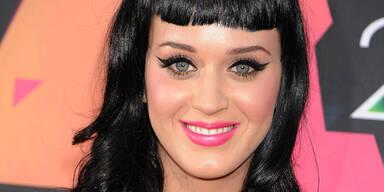 Katy Perry ist rundum glücklich