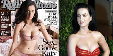 Katy Perry sexy im Rolling Stone