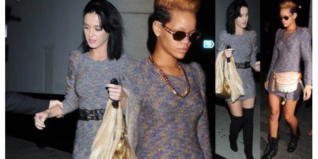 Rihanna vs. Katy: Wem steht es besser?