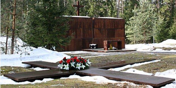Russland verurteilt Massaker an Polen