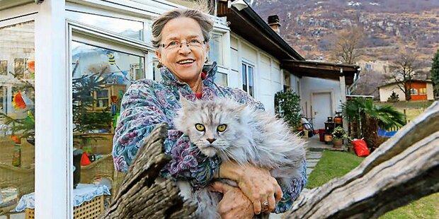 Mahlzeit! Schweizer essen Katzen