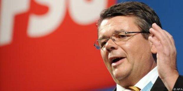 SPÖ-Chefs drohen mit Koalitions-Aus