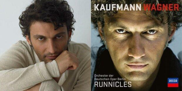 Kaufmann feiert Wagner mit Solo-CD