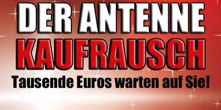 Der Antenne Salzburg Kaufrausch!