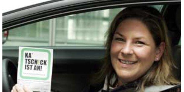 Kdolsky startet Nichtraucher-Kampagne gegen Autofahrer