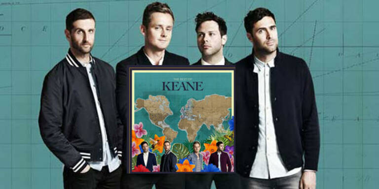 Keane rocken mit neuem Album Kinos