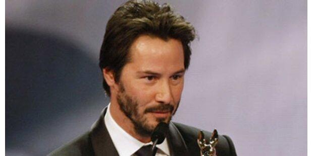Keanu Reeves bestreitet Vaterschaft