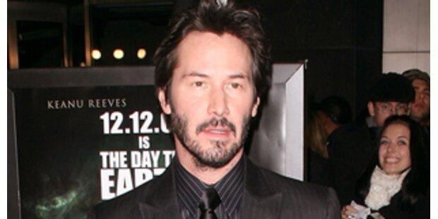 Keanu Reeves wünscht sich Ehefrau und Kinder