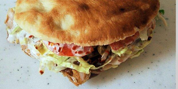 Kebab-Verbot in italienischer Stadt