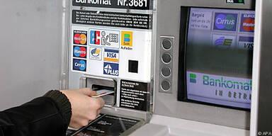 Kein Pilotversuch für bundesweite Bankomat-Gebühren