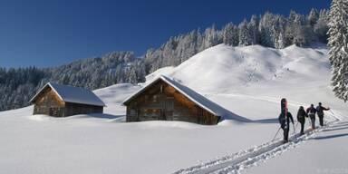 Kein Rückgang bei Vorbuchungen gegenüber vorigem Winter