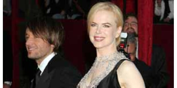 Nicole Kidman schwamm im Fruchtbarkeitswasser