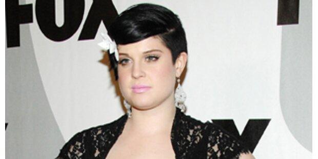 Ohrfeige ausgeteilt: Kelly Osbourne festgenommen