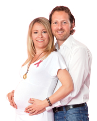 Kelly (35) und Andy Kainz (36)