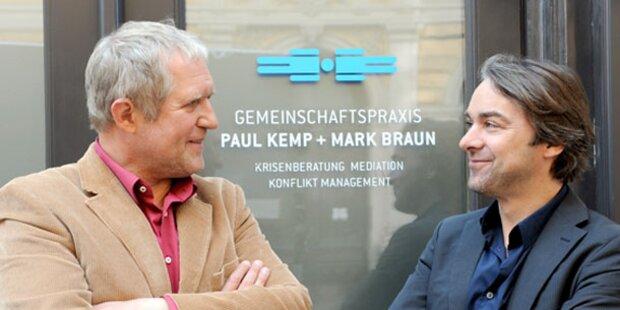 Paul Kemp: Harald Krassnitzer als Mediator