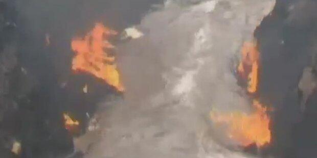100 Tote bei Pipeline-Explosion in Kenia