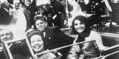 Sowjets zitterten vor A-Bomben wegen JFK