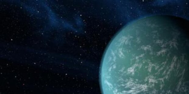 Wissenschafter entdecken neue Erde
