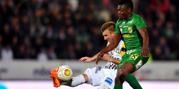 LASK-Aufstieg nach 2:0 gegen Lustenau quasi fix