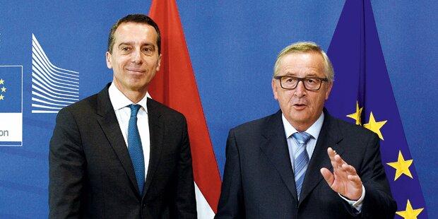 Juncker nennt Kern seinen